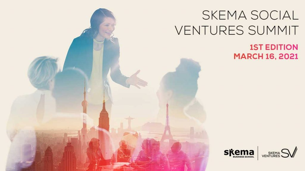 SKEMA Social Ventures Summit 2021