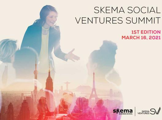 SKEMA Social Ventures Summit: spotlight on social entrepreneurship