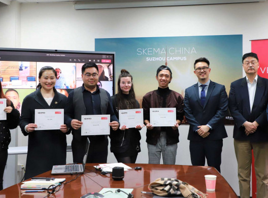 Bootstrap workshop held for entrepreneur-students in China