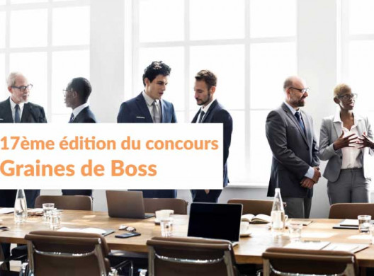 Appel à candidature Graines de Boss