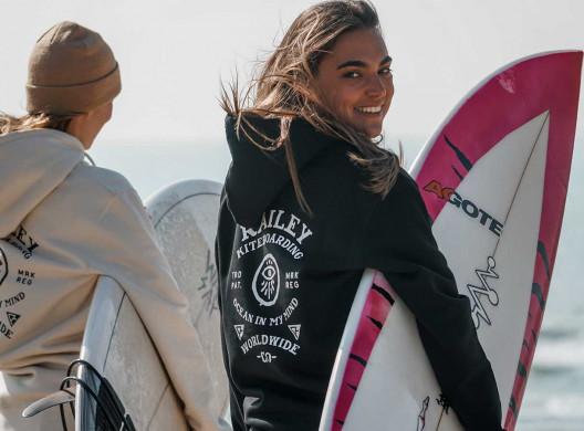 Railey, la collection surfwear éco-responsable et durable