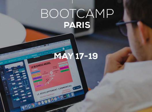 Online Bootcamp Paris workshop: Launch your business project