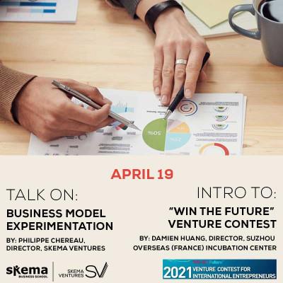 Business model experimentation talk