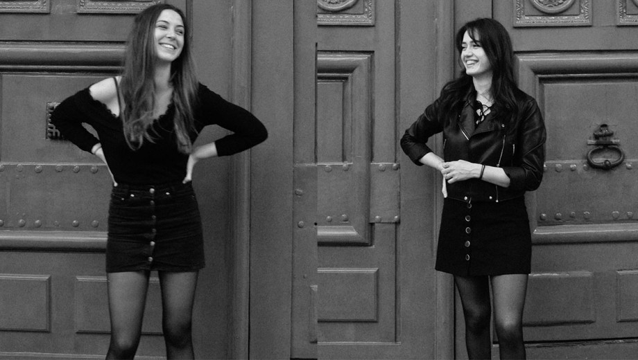 Chanel et Luana-Native Paris