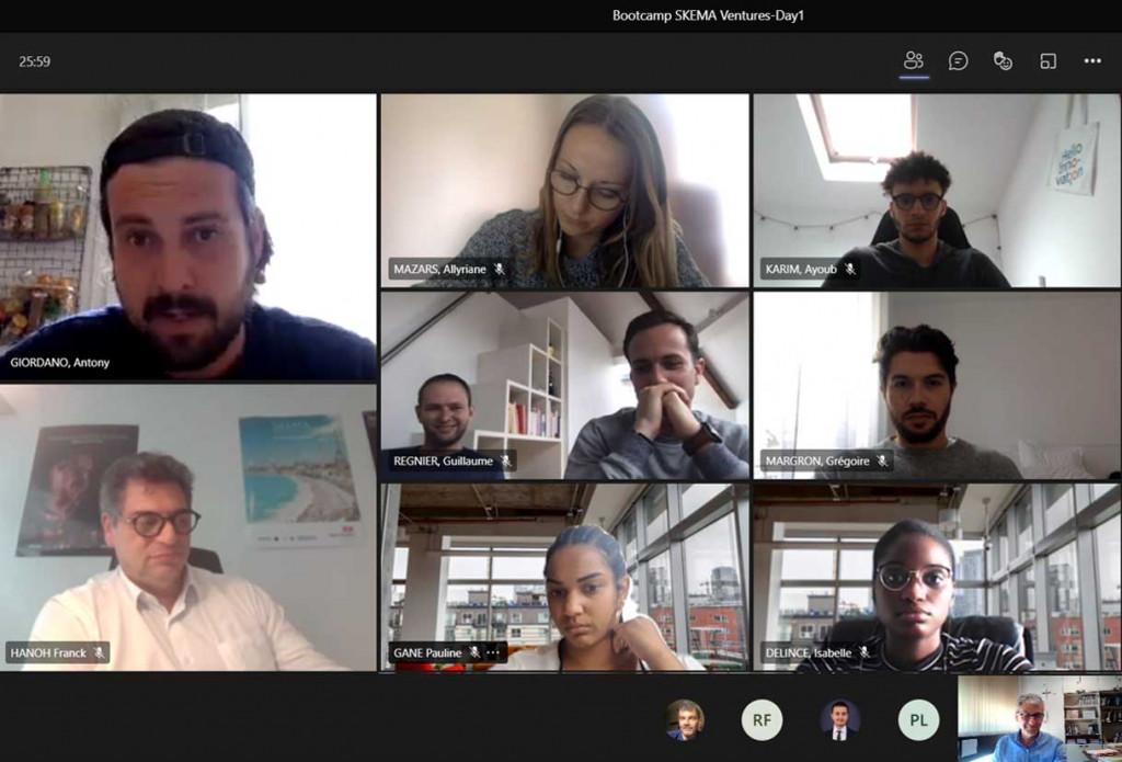 Antony Giordano-Bootcamp 2021