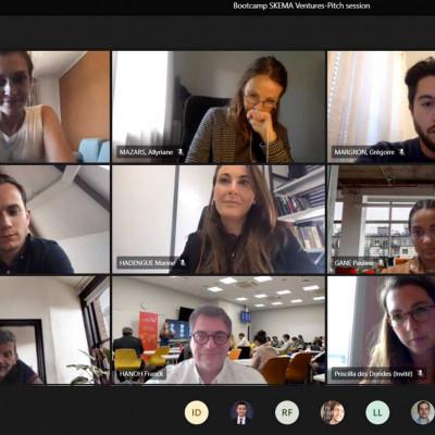 SKEMA Ventures Bootcamp workshop 2021