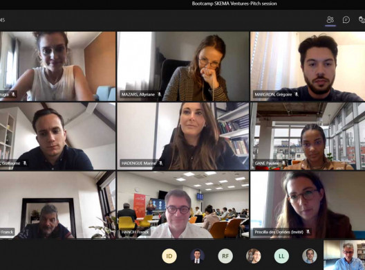 Bootcamp 2021: SKEMA entrepreneurs strengthen their business
