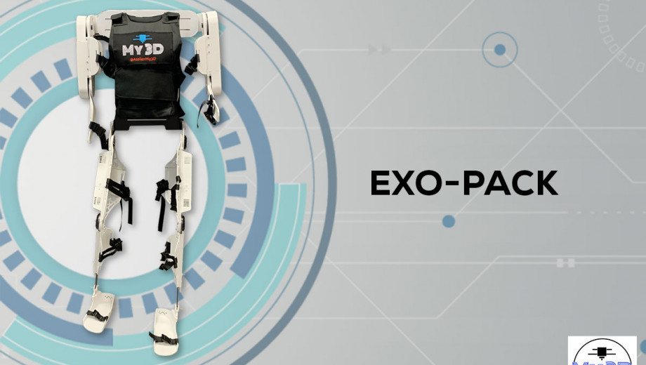 Exo Pack - My3D