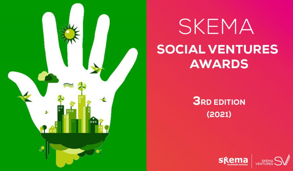 SKEMA Social Ventures Awards-2021