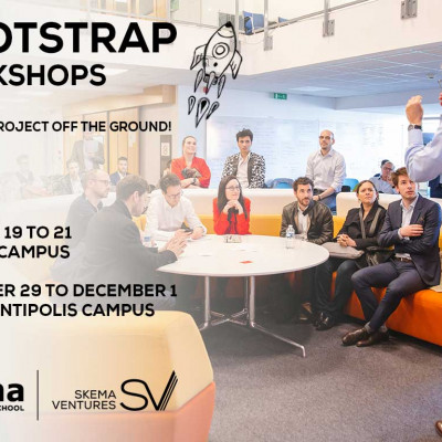 Bootstrap workshops - fall 2021