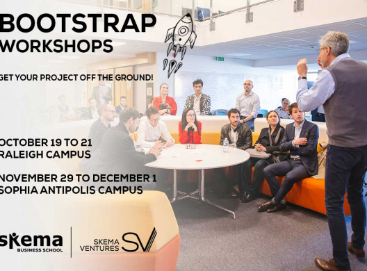 Bootstrap workshops: get support to strengthen your business idea