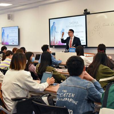 Entrepreneurship workshop-SKEMA China
